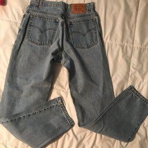 Levi's Jeans - 🌸🌸Levi's 5️⃣5️⃣0️⃣ High Waisted Jeans🌸🌸